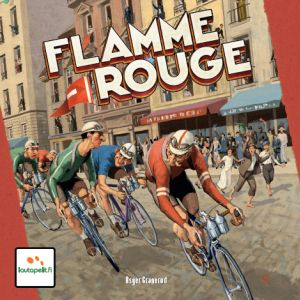 Flamme Rouge (2016)