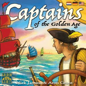 Captains of the Golden Age (2016)