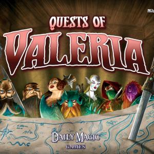 Quests of Valeria (2017)