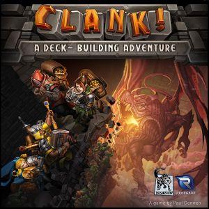 Clank A Deck-Building Adventure (2016)