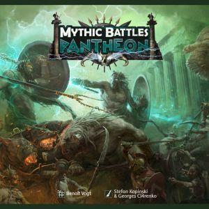 Mythic Battles Pantheon (2017)