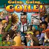 FAMILY GAMES: Going, Going, GONE!