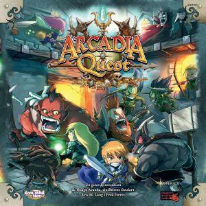 Arcadia Quest (2014)