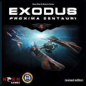 Exodus Proxima Centauri (2012)