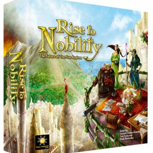 Rise to Nobility (2018)
