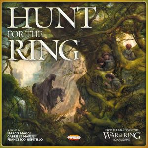 Hunt for the Ring (2018)