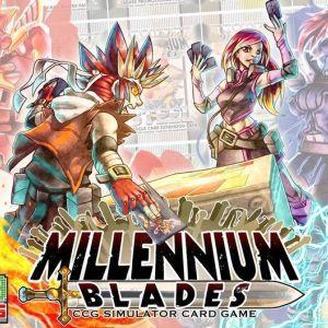 Millennium Blades (2016)