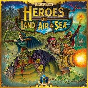 Heroes of Land, Air & Sea (2018)