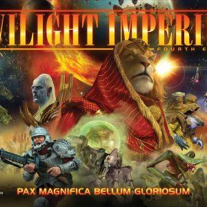Twilight Imperium Fourth Edition (2017)