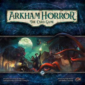 Arkham Horror The Card Game (2016)