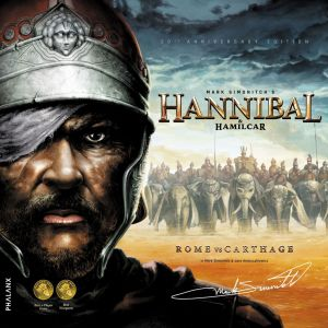 Hannibal & Hamilcar Rome vs Carthage (2018)