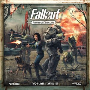 Fallout  Wasteland Warfare (2018)