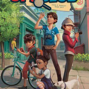 Spy Club (2018)