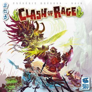 Clash of Rage (2018)