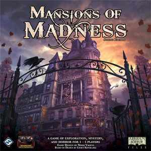 Mansions of Madness (Second Edition) (2016)