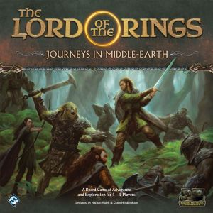 The Lord of the Rings Journeys in Middle-earth (2019)
