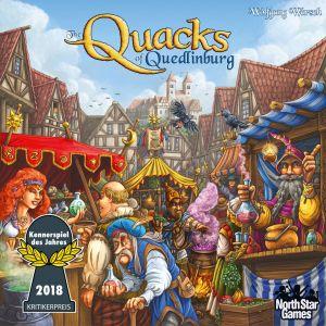 The Quacks of Quedlinburg (2018)