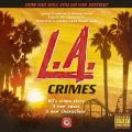 Detective A Modern Crime Board Game L.A. Crimes