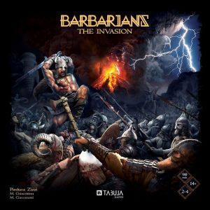 Barbarians The Invasion (2018)
