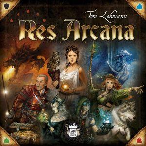 Res Arcana (2019)