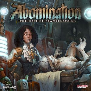 Abomination The Heir of Frankenstein (2019)