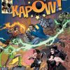 Kickstarter Highlights: KAPOW!
