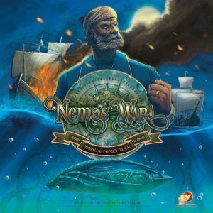 Nemo's War (Second Edition) (2017)