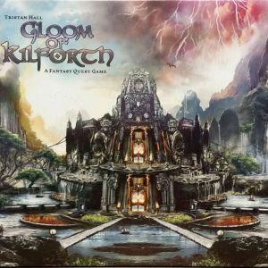 Gloom of Kilforth A Fantasy Quest Game (2017)