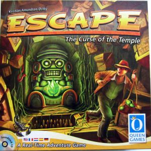 Escape: The Curse of the Temple (2012)