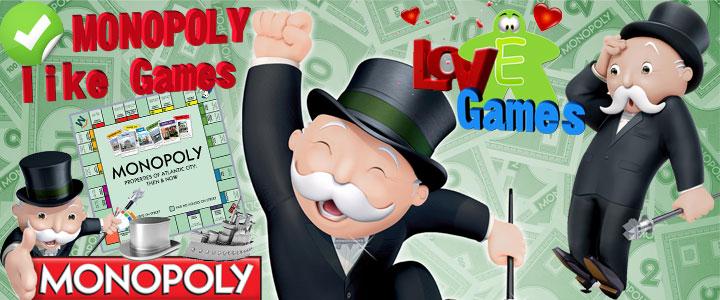 Monopoly-Like-Games