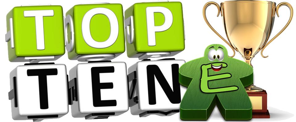 TOP 10 E Green