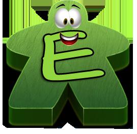Epitrapaizoume Meeple Dark Green