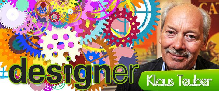 Designer-Klaus-Teuber