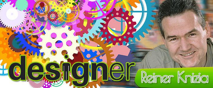 Designer Reiner Knizia