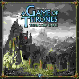 A Game of Thrones The Board Game (Second Edition)