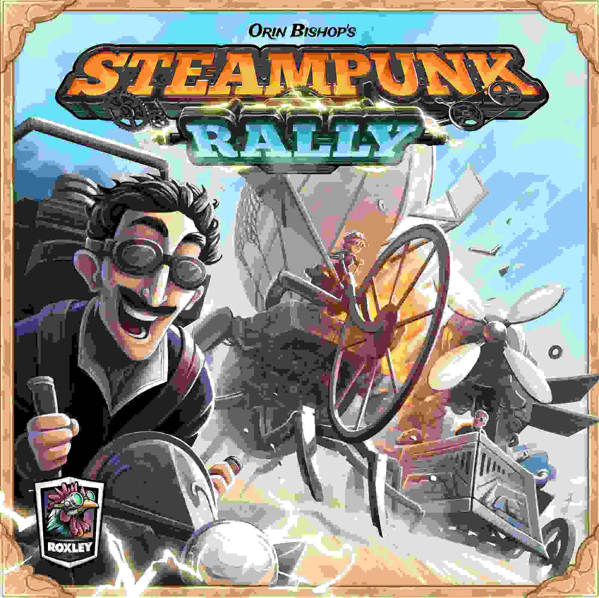 steampunk-rally